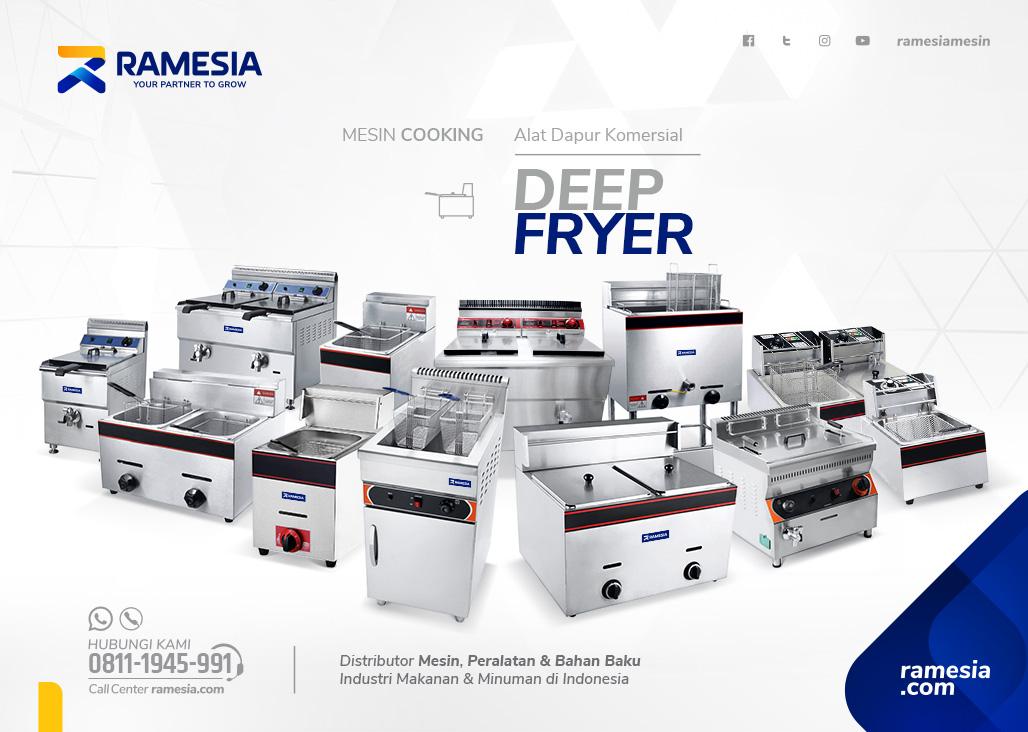 Deep Fryer Banner