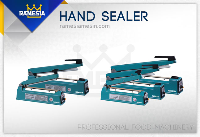 Mesin Hand Sealer, Mesin Press Plastik Mesin Perekat Plastik