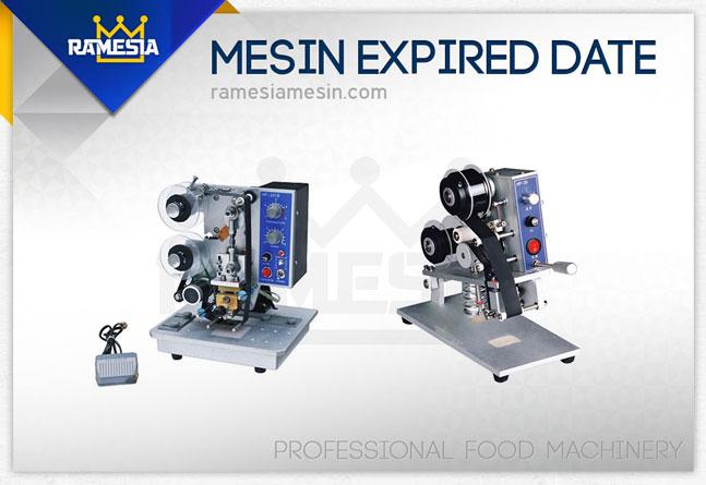 Mesin Expired Date