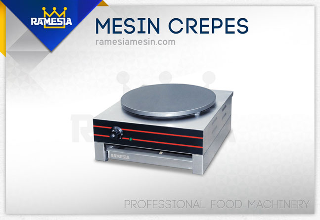 Mesin Crepes