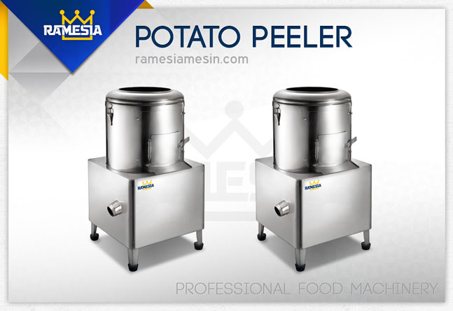 Mesin Potato Peeler
