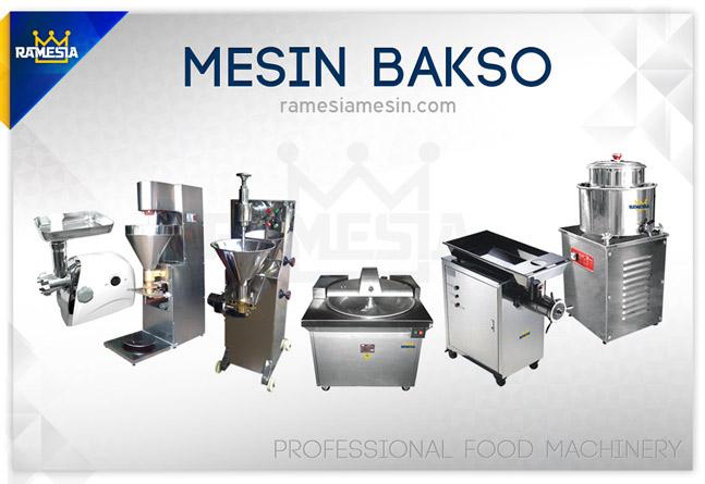 Mesin Bakso | Alat Untuk Membuat Bakso