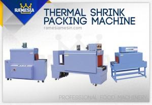 Mesin Thermal Shrink Packaging Machine
