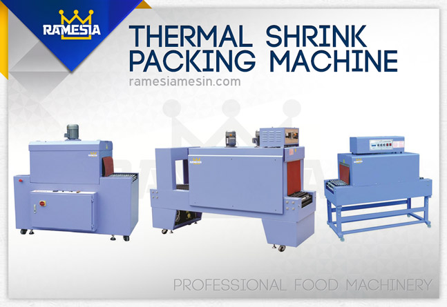 Mesin Thermal Shrink Packaging Machine