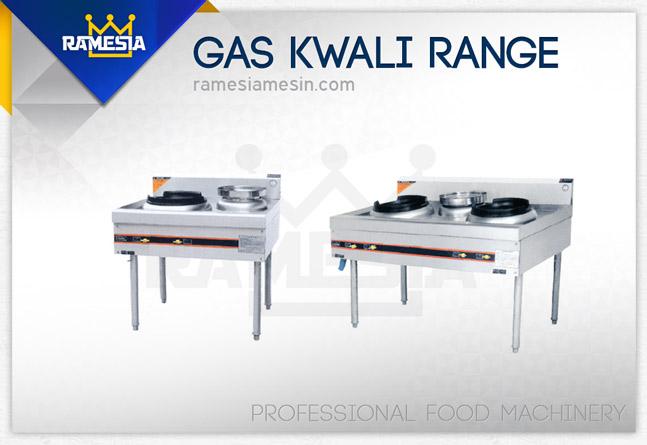 Gas Kwali Range