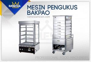 Mesin Pengukus Bakpao