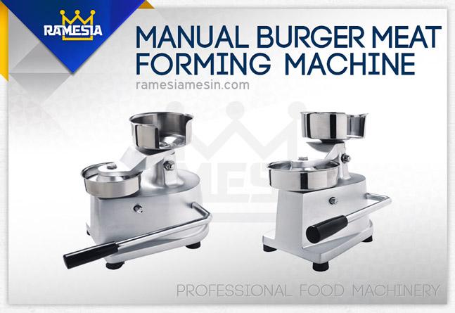 Mesin Hamburger