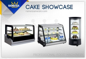 Mesin Cake Showcase - Cake Display Cooler