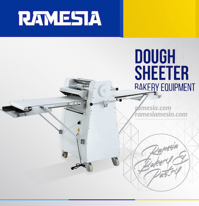 Dough Sheeter Ramesia
