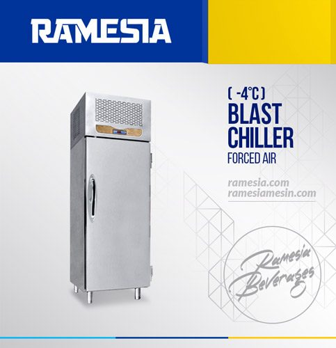 Ramesia-Blast-Chiller-Forced-Air-RA-680BC