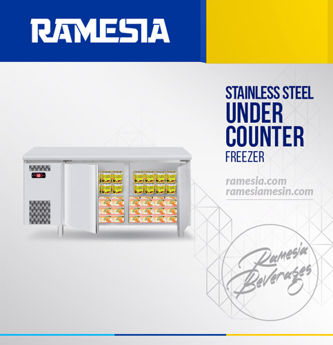 Ramesia-Under-Counter-freezer-MGCF-150