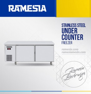 Ramesia-Under-Counter-freezer-MGCF-180