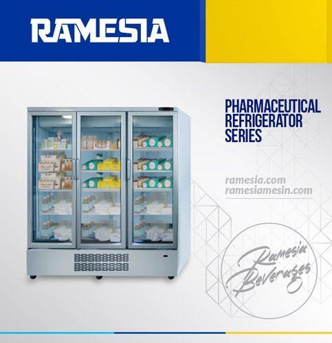 Minimarket Refrigerator
