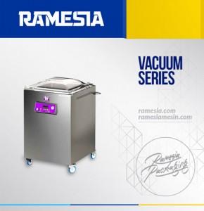 vacuum packaging, alat pres plastik kedap udara