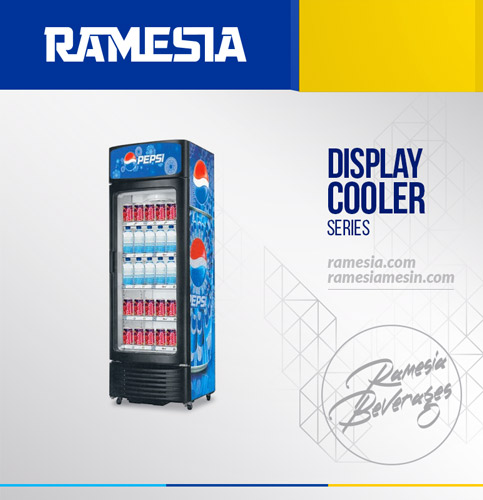 Display Cooler Series Ramesia