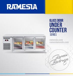 Ramesia-Glass-Door-Under-Counter-MGCR-210S-GD
