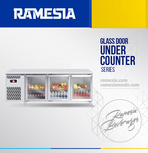 Ramesia-Glass-Door-Under-Counter-MGCR-210S-GD