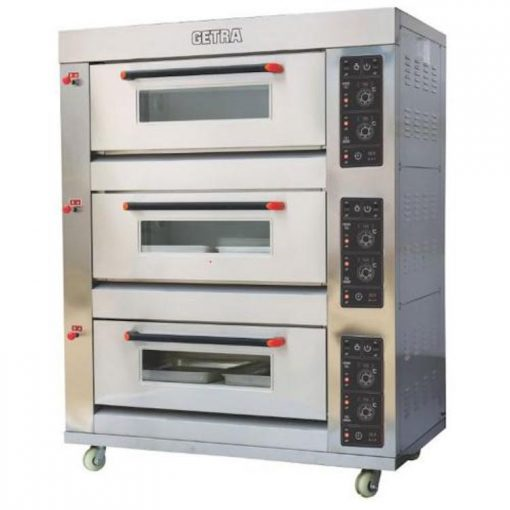 GETRA-Gas-Baking-Oven-RFL-36SS