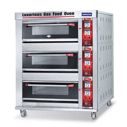 Jual Mesin Gas Oven roti