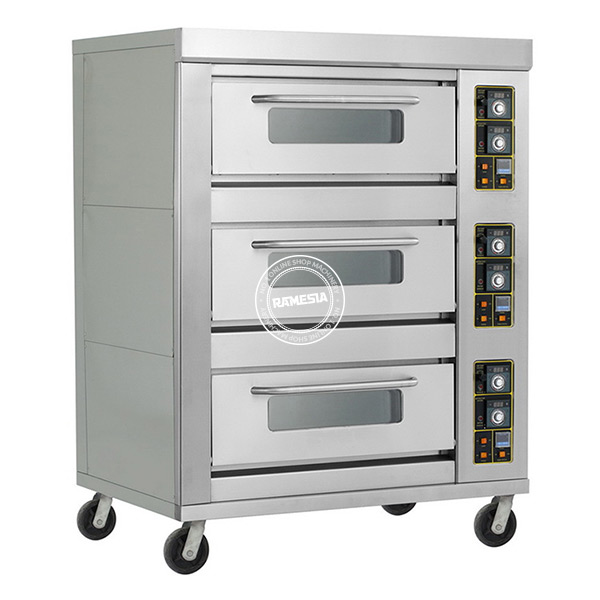 Oven Gas Deck