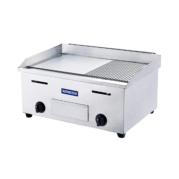 Counter Top Gas Griddle