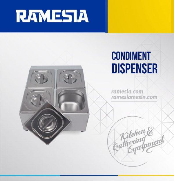 Condiment Dispenser CMD 22