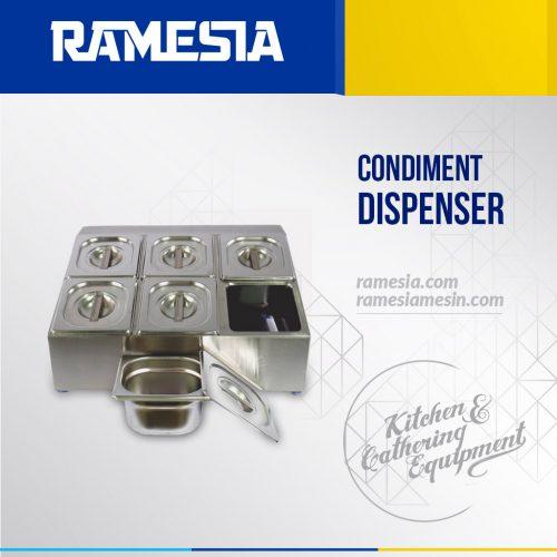 Condiment Dispenser CMD 23