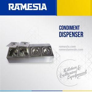 Condiment Dispenser CMD 4