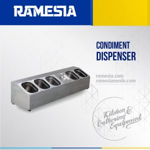 Condiment Dispenser CMD 6