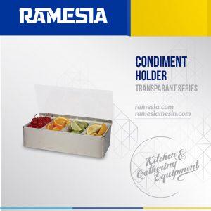 Condiment Dispenser Holder CMH 4