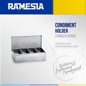 Condiment Dispenser Holder CMH 4S