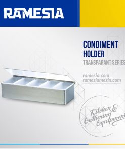 Condiment Dispenser Holder CMH 5