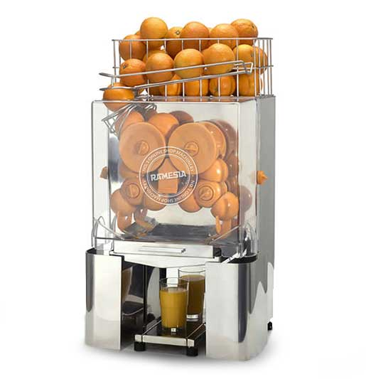 Jual Mesin Orange Juice
