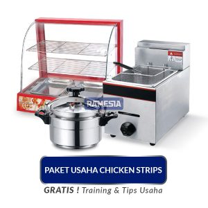 Paket Usaha Chicken Strips