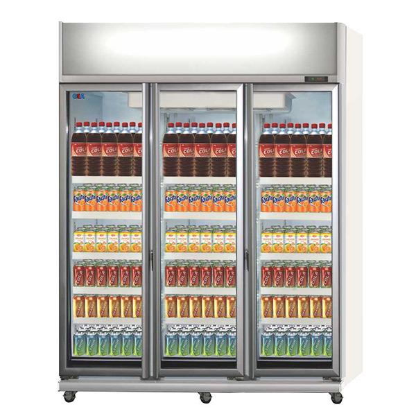 Display Cooler EXPO 1300AH