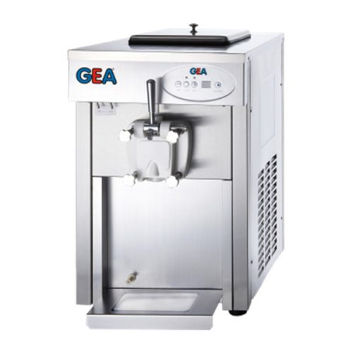 Gea Soft Ice Cream Machine 1 Handle