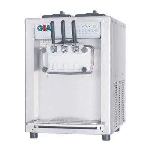 Gea Soft Ice Cream Machine 3 Handle
