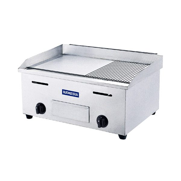 Gas Griddle GRL G722 Flat