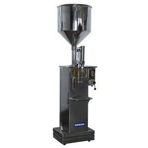 Mesin Pengisi Cairan QRG Automatic Filling Machine