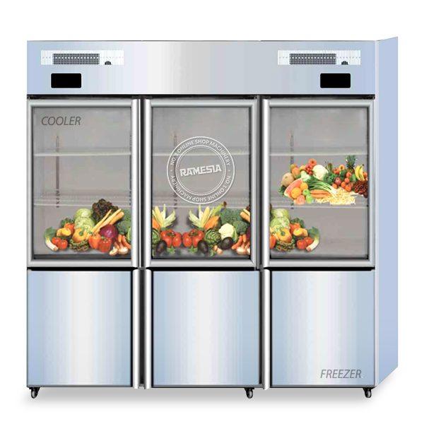 Combi-Glass-Door-Q1600-L6S