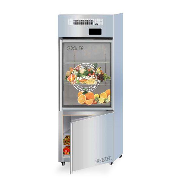 Combi-Glass-Door-Q600-L2S