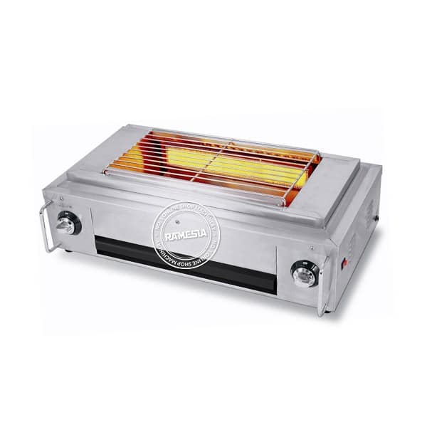 Alat Panggang Sosis / Gas Roaster Model ROSGSB70
