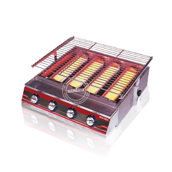Alat Panggangan Sosis / Roaster GasModel ROS-GK25