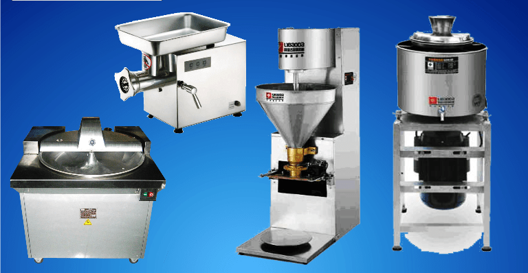 Kegunaan Bowl Cutter atau Mesin Giling Bakso