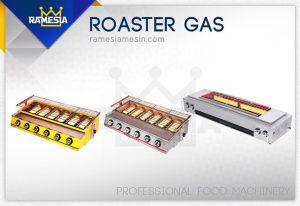 Mesin Panggangan Sosis Gas Roaster