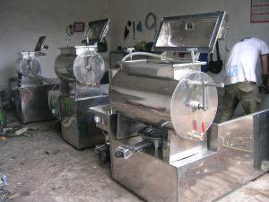 Vacuum Fryer Ramesia Mesin