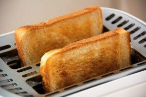 Alat Pemanggang Roti Toaster
