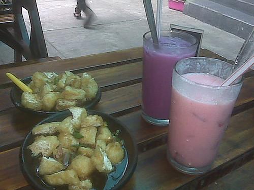 Tahu Gejrot Bandung