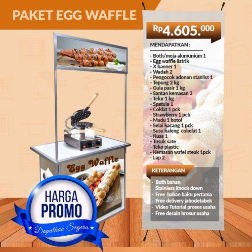 Ramesia-Paket-Usaha-Egg-Waffle