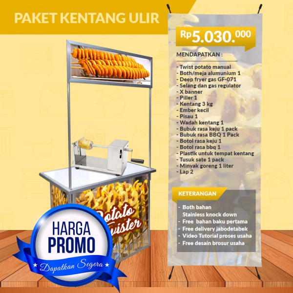 Ramesia-Paket-usaha-potato-twister